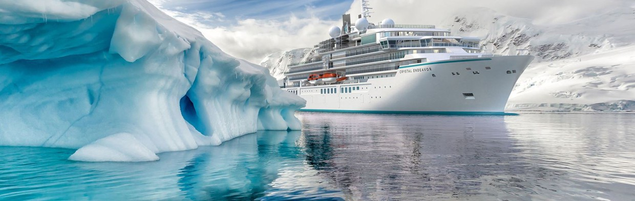 The Northeast Passage Luxury Expedition Cruise From Anadyr to Tromsø