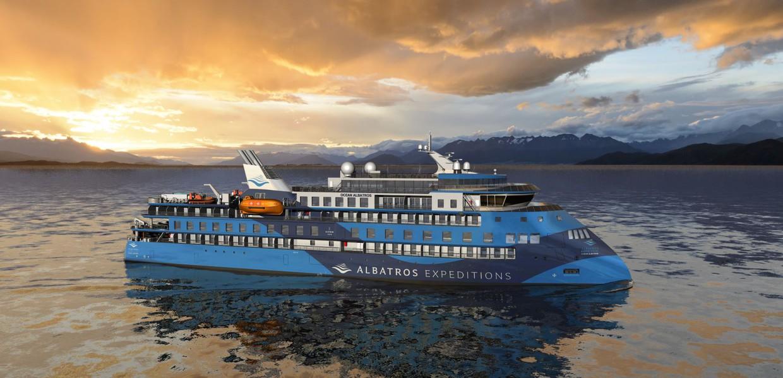 The X-Bow Express – Destination Antarctica
