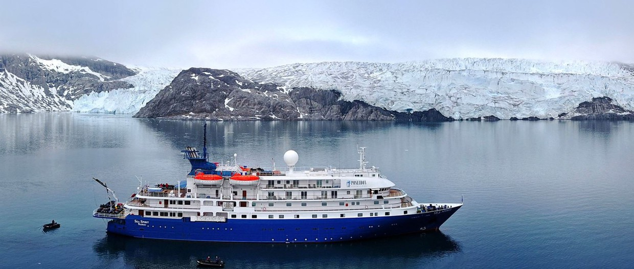 Holidays in Antarctica aboard Sea Spirit