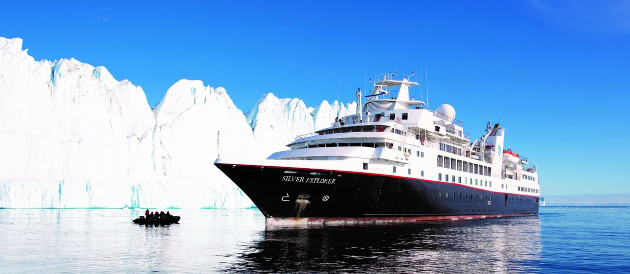 South Of The Polar Circle Expedition (Silver Explorer)