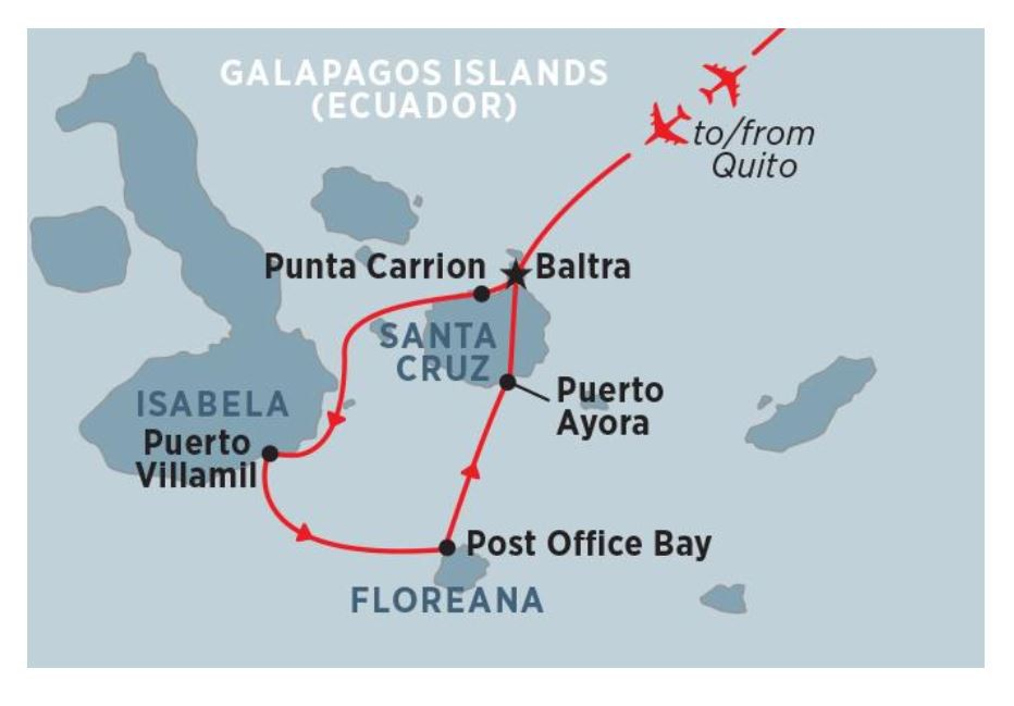 Galapagos Encounter Southern Islands Grand Queen Beatriz Wild