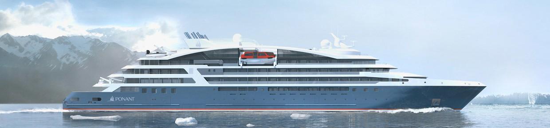 Ocean Voyage: Copenhagen – Reykjavik (Le Jacques Cartier)