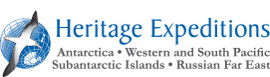 Heritage Expeditions New Zealand