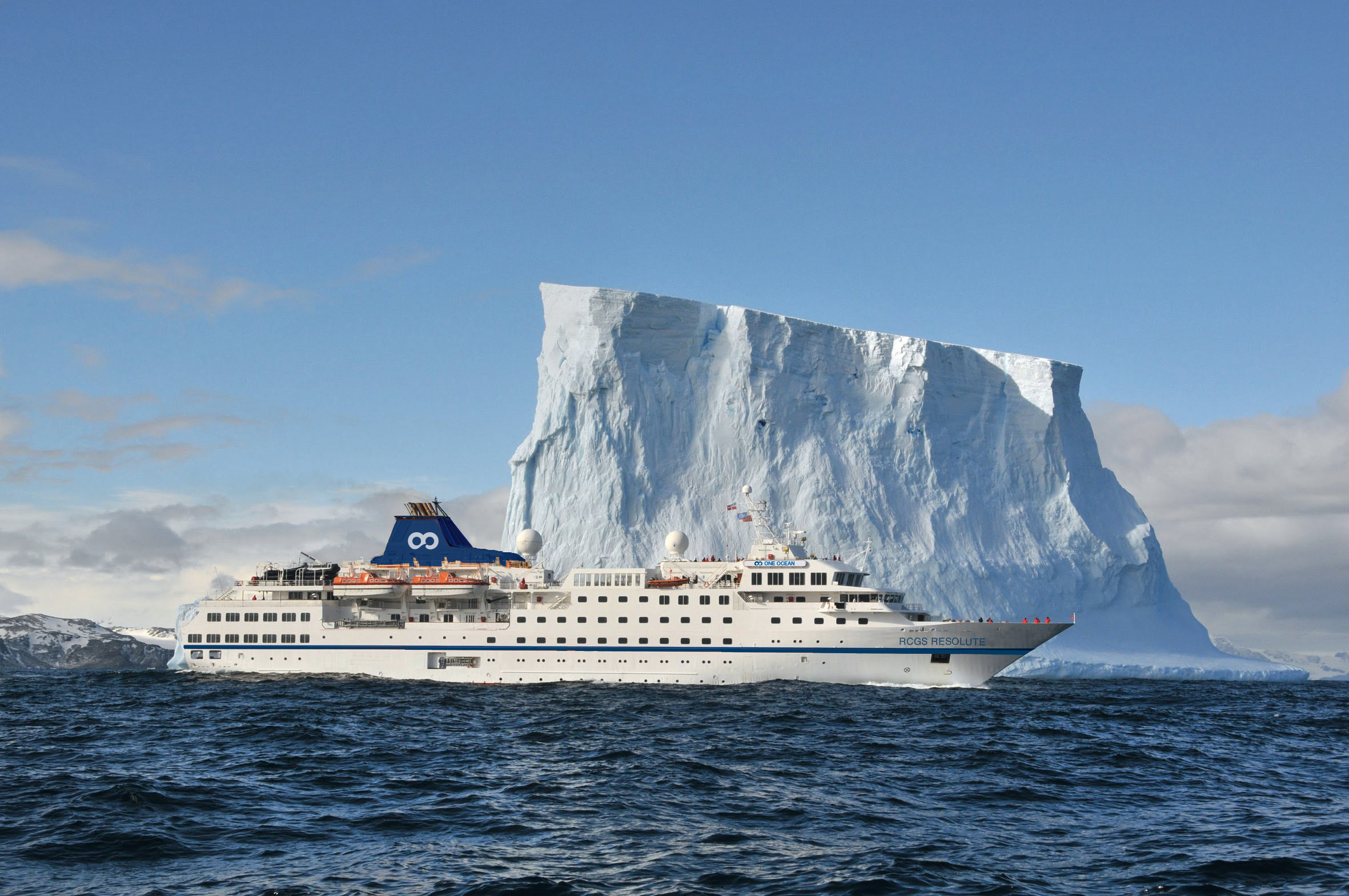 Baffin Island & Greenland Explorer (RCGS Resolute)