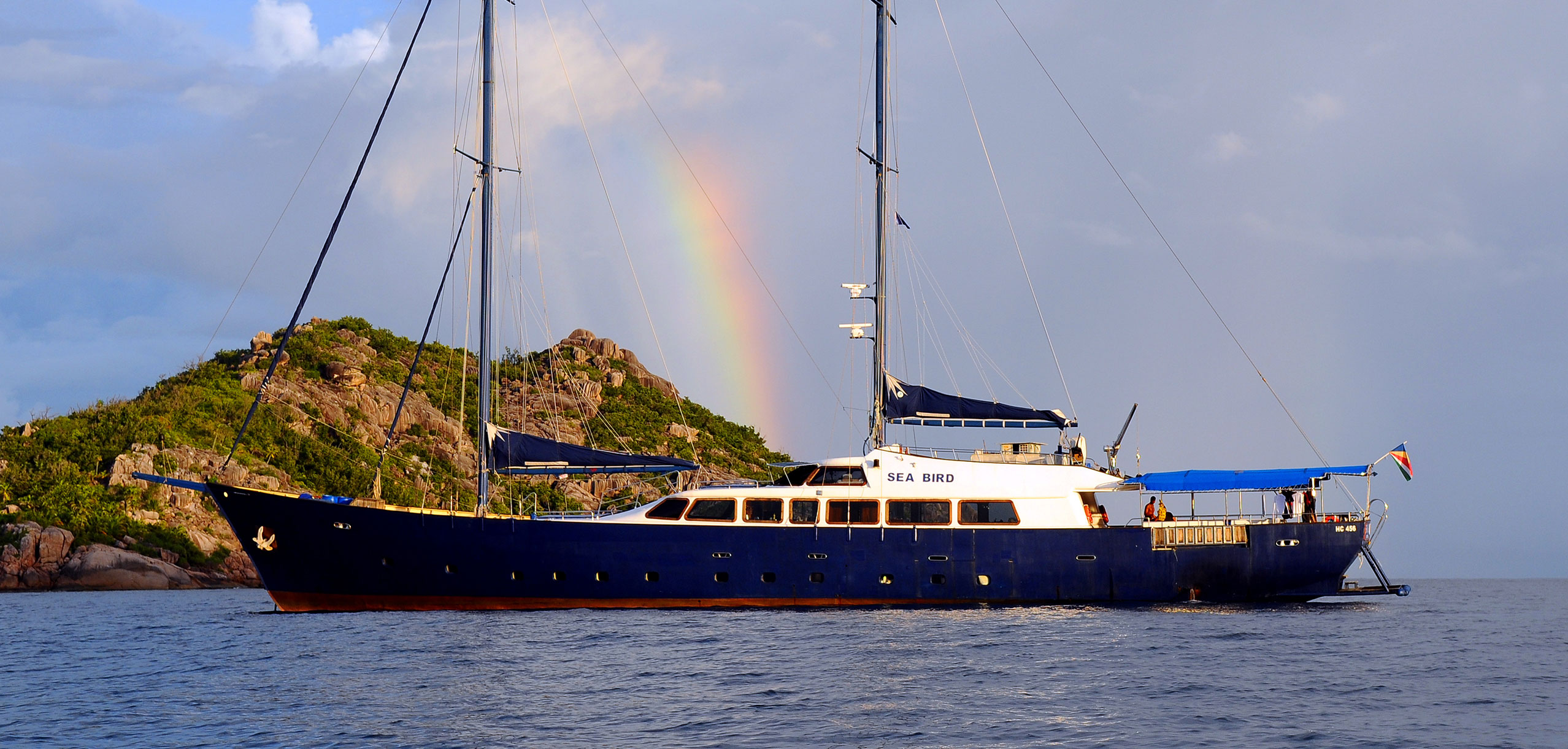 The Seychelles From November To April Wild Earth Travel - April cruises