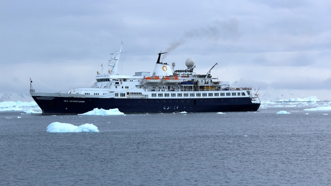 Antarctic Explorer: Discovering the 7th Continent (Sea Adventurer)