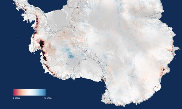 Antarctic Ice Sheet Collapse
