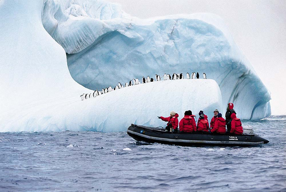 Journey To Antarctica The White Continent NG Explorer