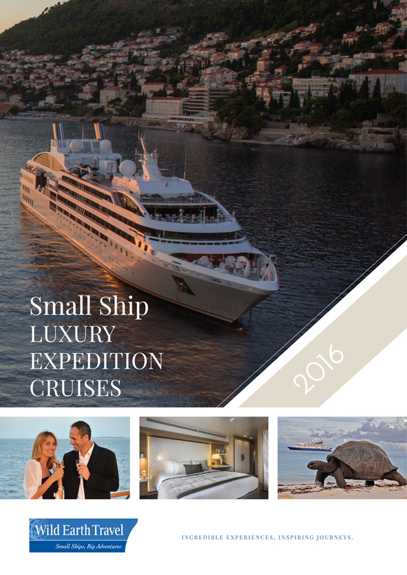 Wild Earth Small Ship Luxury Expedition Cruises