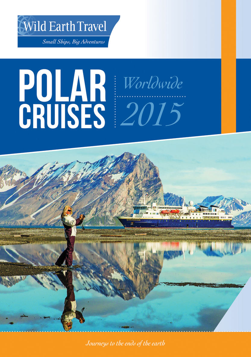 Wild Earth Travel Polar Cruises 2015