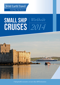 Worldwide small ship cruises 2014