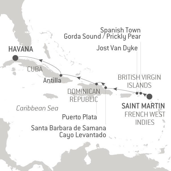 cuba the pearl of the caribbean Pearl seas cruises joined norwegian cruise line holdings and royal caribbean cruises in gaining approval this week to sail to cuba pearl will start its 10-day cuba.