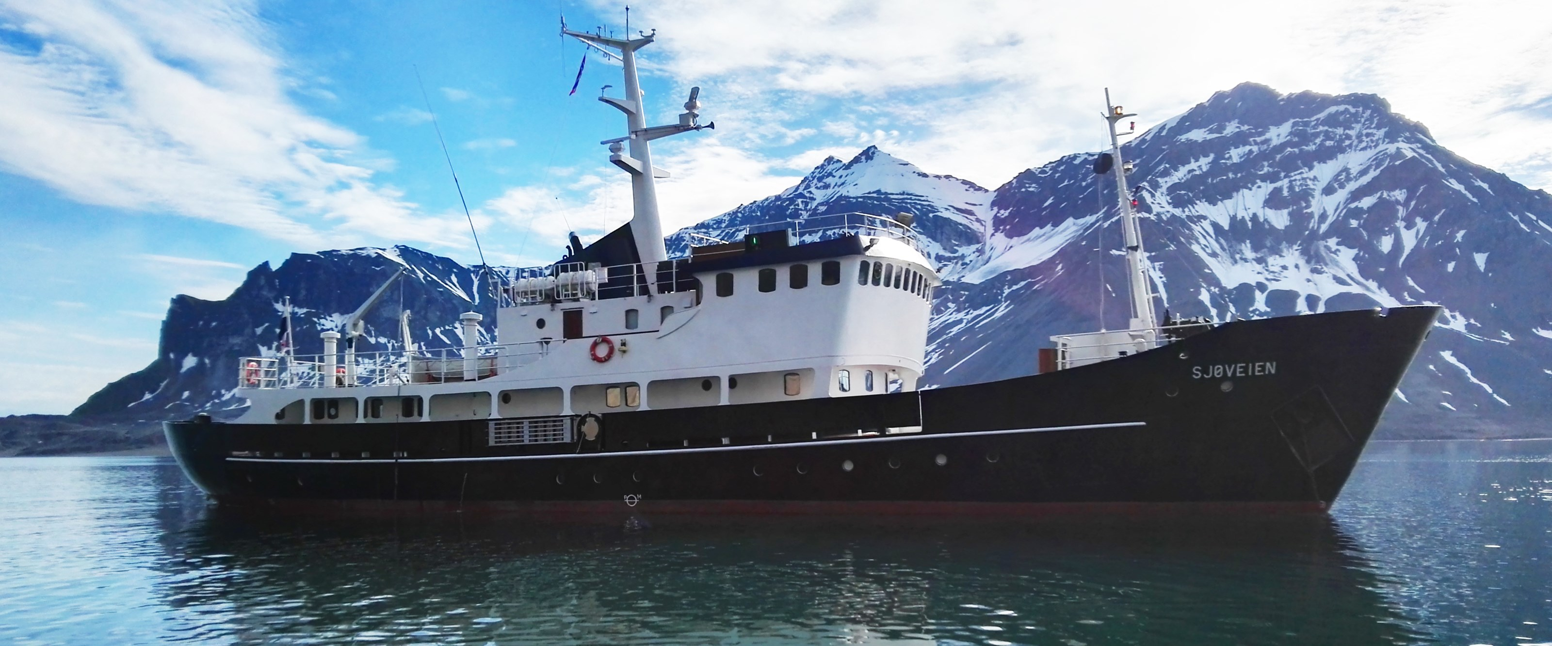 Expedition Svalbard (Sjoveien)