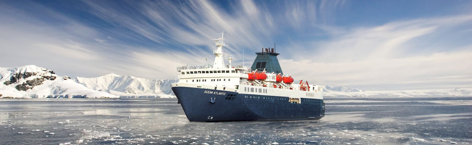 South Shetland Islands and the Antarctic Peninsula Cruise